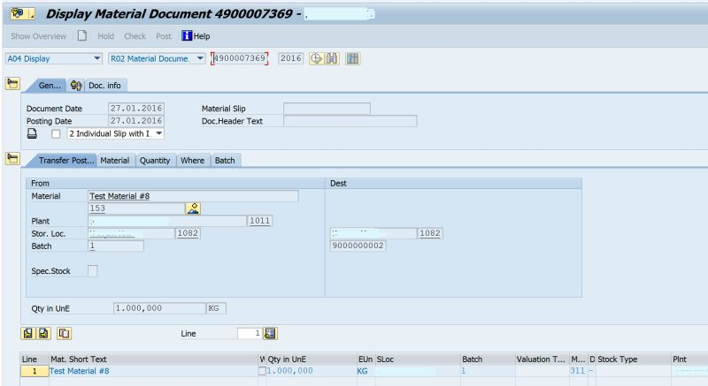 SAP MB51 – Material Document List - Your Source for SAP